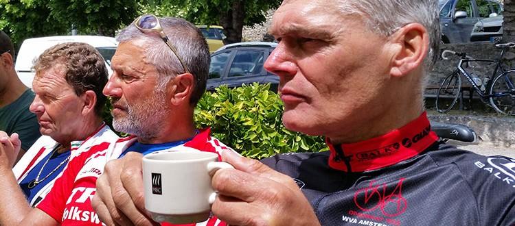 De WV Amsterdam selectie voor Giro Lago di Garda 2015 is eindelijk compleet