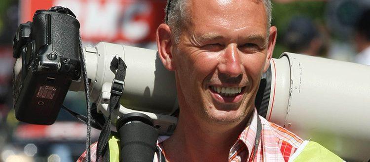 'Wegkletsen' met Wessel van Keuk bij Ger Bikes op 28 mei