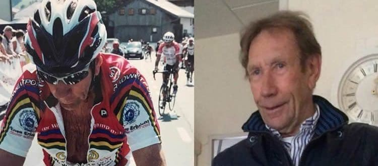 Wielrenner van WV Amsterdam Gerrit Buehre overleden